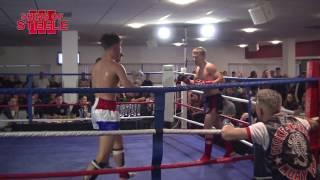 Shins of Steele 3 - Nathan Beardmore (Stoke Thai) V Jeffrey Van Der Vliet (Brothers Gym)