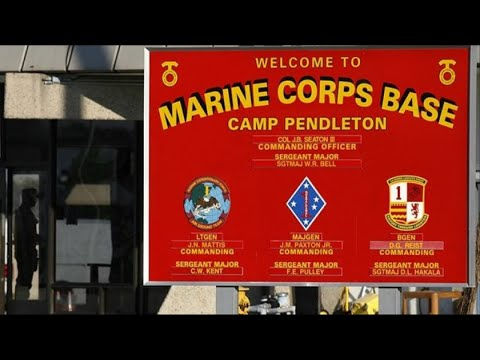 Fifteen Marines Injured in Training Accident at Camp Pendleton