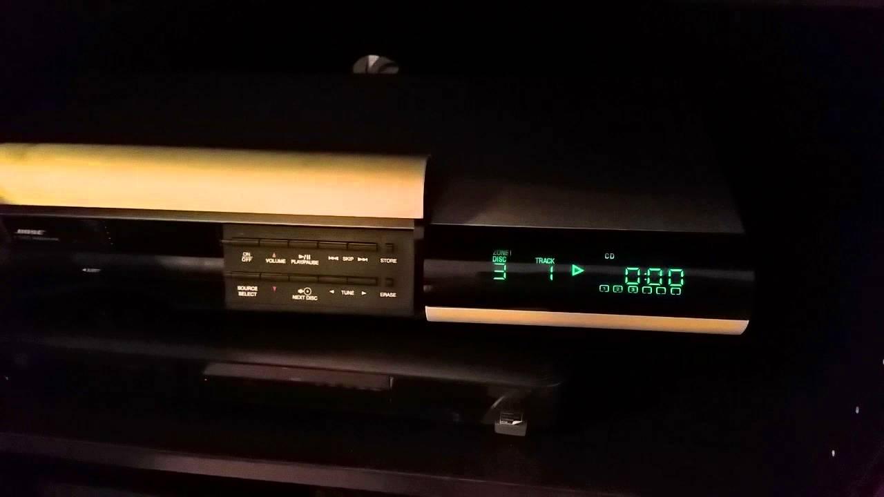 Hitting Disc Error On Wave Music System Multi CD C