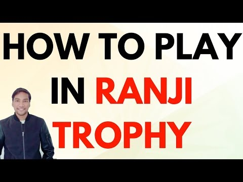How to play in Ranji Trophy? | Cricket Guidance | Hindi