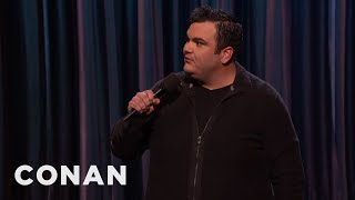 Ian Karmel Stand-Up Part 2 11/19/15  - CONAN on TBS