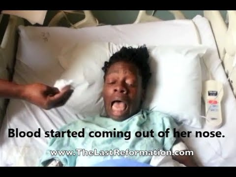 Miracles in hospitals - Cancer healed, lame walk ect