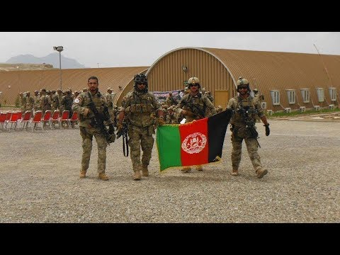 Afghanistan army || My Life For My Flag ||