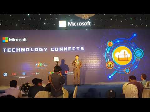 "Mc Trí Thuận Event ""Microsoft Technology Connects 2018"""