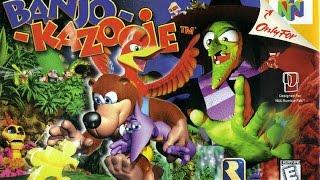 Banjo-Kazooie (N64) Longplay [140]