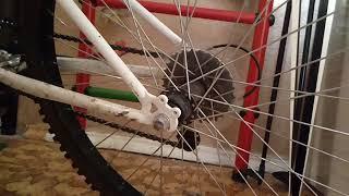 як на велосипеді зробити звук мотоцикла