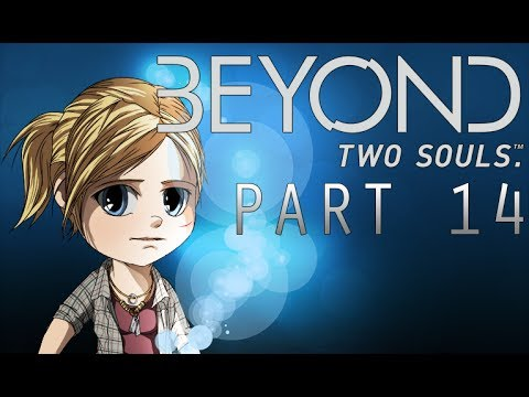 Beyond Two Souls Walkthrough Part 14 - Back With The CIA