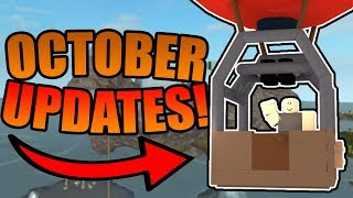 NEW UPDATES COMING TO BOOGA BOOGA IN OCTOBER! | ROBLOX: Booga Booga