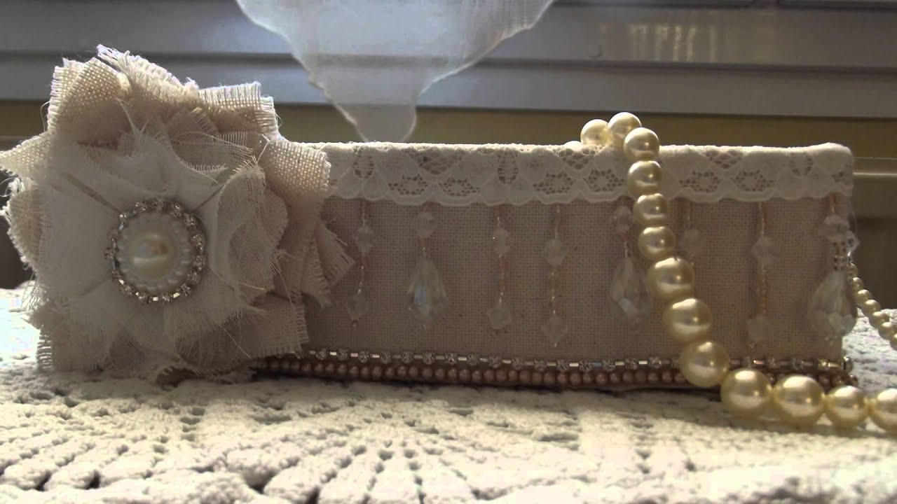 objet de d coration style shabby chic youtube