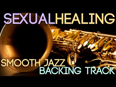 Sexual Healing | Smooth Jazz Backing Track in C minor