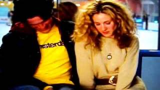 Sex and the City - Carrie Bradshaw and her bi date
