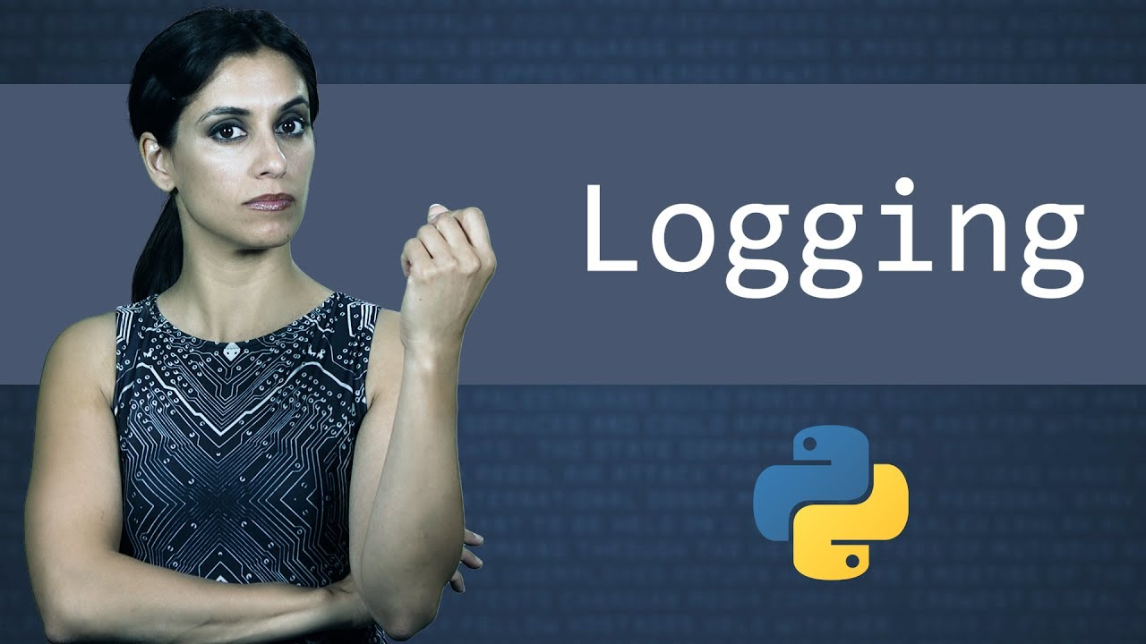 Logging in Python   Learn Python Programming (Computer Science)