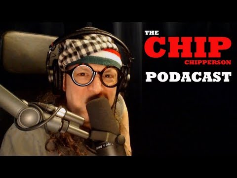 The Chip Chipperson Podacast - 050 - NUTTY AS SHIZNIT