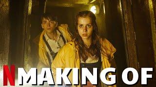 Making Of DAS SCHAURIGE HAUS (THE STRANGE HOUSE) - Behind The Scenes & Trailer | Netflix Film (2021)