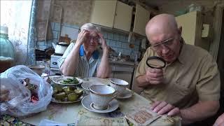 235. Юный белорусский блогер. Наши залежи денег в моих документах.