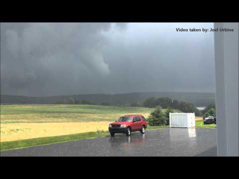 EF-1 Tornado Honey Brook, PA 6/30/15