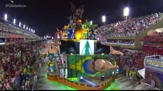 O vexame da Globo no desfile da Tuiuti