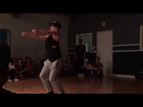 @RAESREMMURD - Unlock the swag - Choreography   Wes Holloway