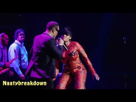 Charlie Wilson & Fantasia - I Wanna Be Your Man (In It To Win It Tour DC 2-12-17)