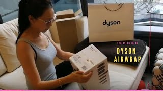 UNBOXING: Dyson Airwrap Styler (Birthday Gift)
