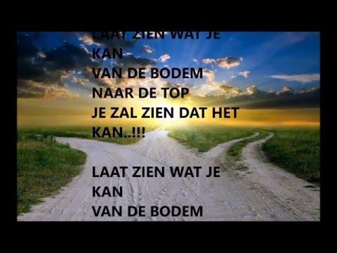 DAPPS - LAAT ZIEN WAT JE KAN (lyrics video)