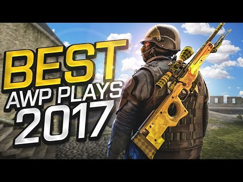 CS:GO - BEST PRO AWP Plays 2017 (Fragmovie)
