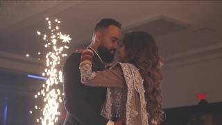 Recap Video Highlights of Priya & Rav Wedding Reception Montreal. #SINGHDIQUEEN2019