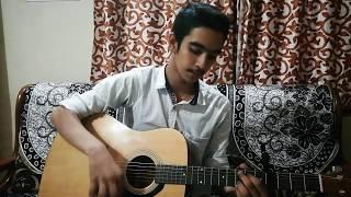 tera-ban-jaunga-kabir-singh-heartbeat-style-guitar-akhil-sac-eva-aagat-choubey