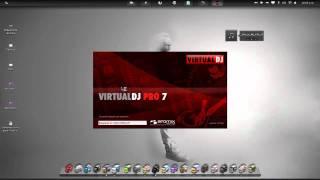 Skins y Samples unicos para Virtual DJ 7