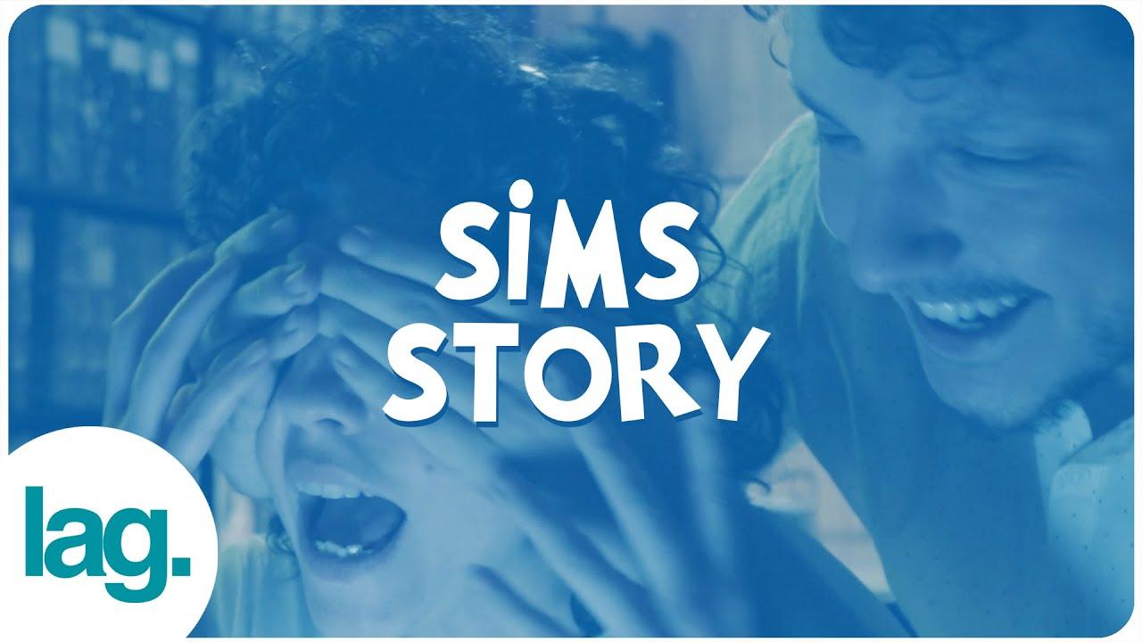 SIMS STORY   lag.