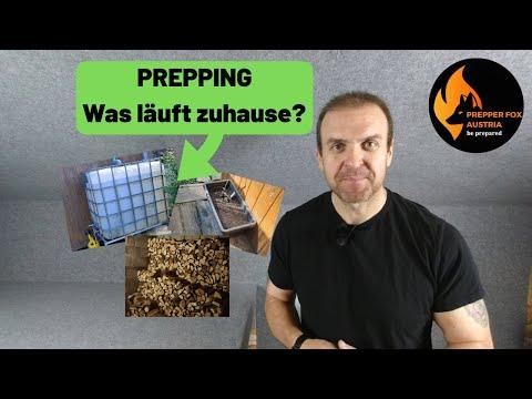 Prepping - was läuft zuhause? Es geht nicht immer nur um Bugout ????????