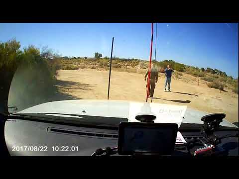 Simpson Desert 8 2017 West to East P1