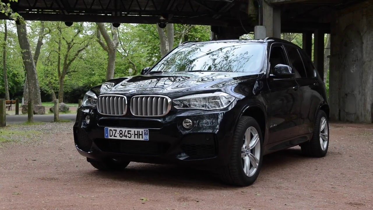 essai de la bmw x5 hybride pour alternativ 39 auto youtube. Black Bedroom Furniture Sets. Home Design Ideas