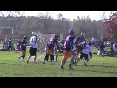 CHRIS NOONAN  #75   Lax Highlights Fall 2011