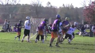 CHRIS NOONAN  #75   Lax Highlights Fall 2011