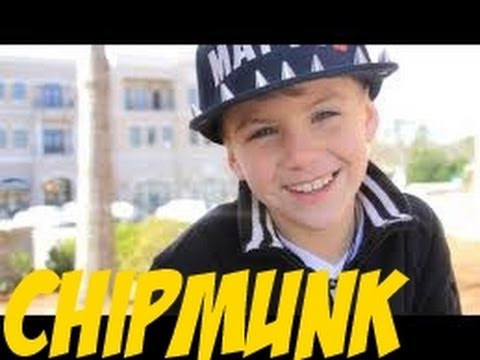 MattyB You make my heart Skip Chipmunks