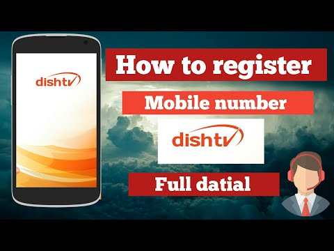 How To Register Your Mobile Number Dish TV Customer Care