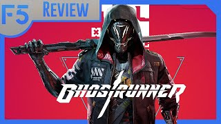 Year in Review: Ghostrunner (Video Game Video Review)