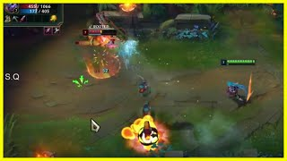 Rocket Jump Mechanics In League of Legends - Best of LoL Streams #1111