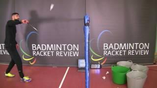 li ning xiphos x1 badminton racket review