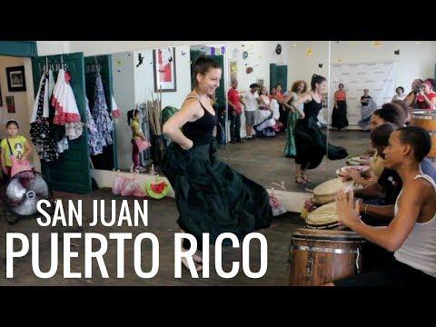 San Juan, Puerto Rico: The Riches of Puerto Rico