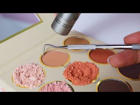 ASMR Makeup Destruction