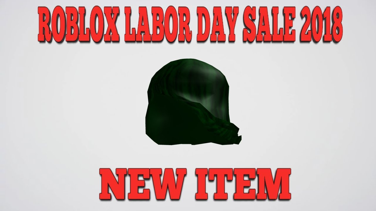 Should You Buy Green Shaggy Roblox Labor Day Sale 2018 Youtube