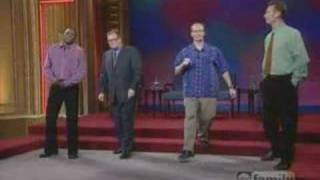 Whose line is it anyway - Season 1 hoedowns part 1