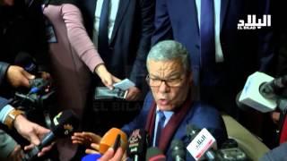 عمار سعداني / الأمين العام لجبهة التحرير الوطني  -el bilad tv  --