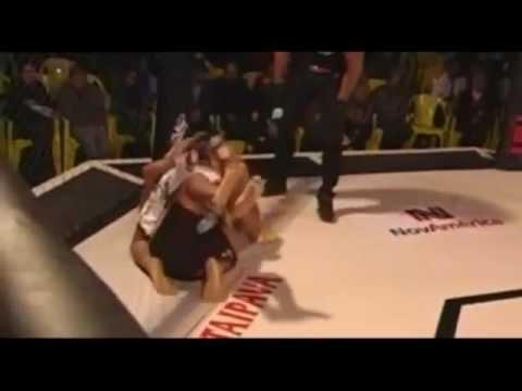 Fabian Armoa MMA