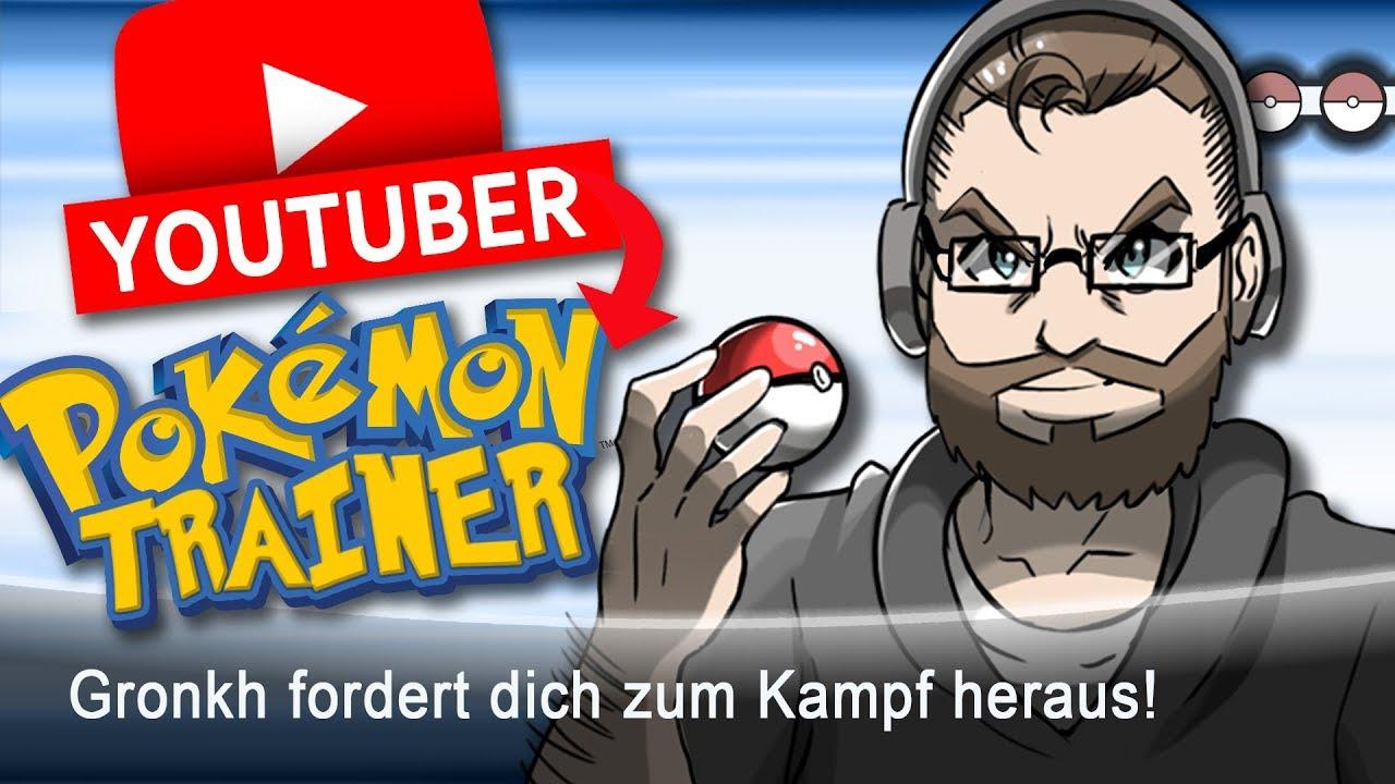 Ich Zeichne 3 Youtuber Als Pokémon Trainer Challenge Drawinglikeasir