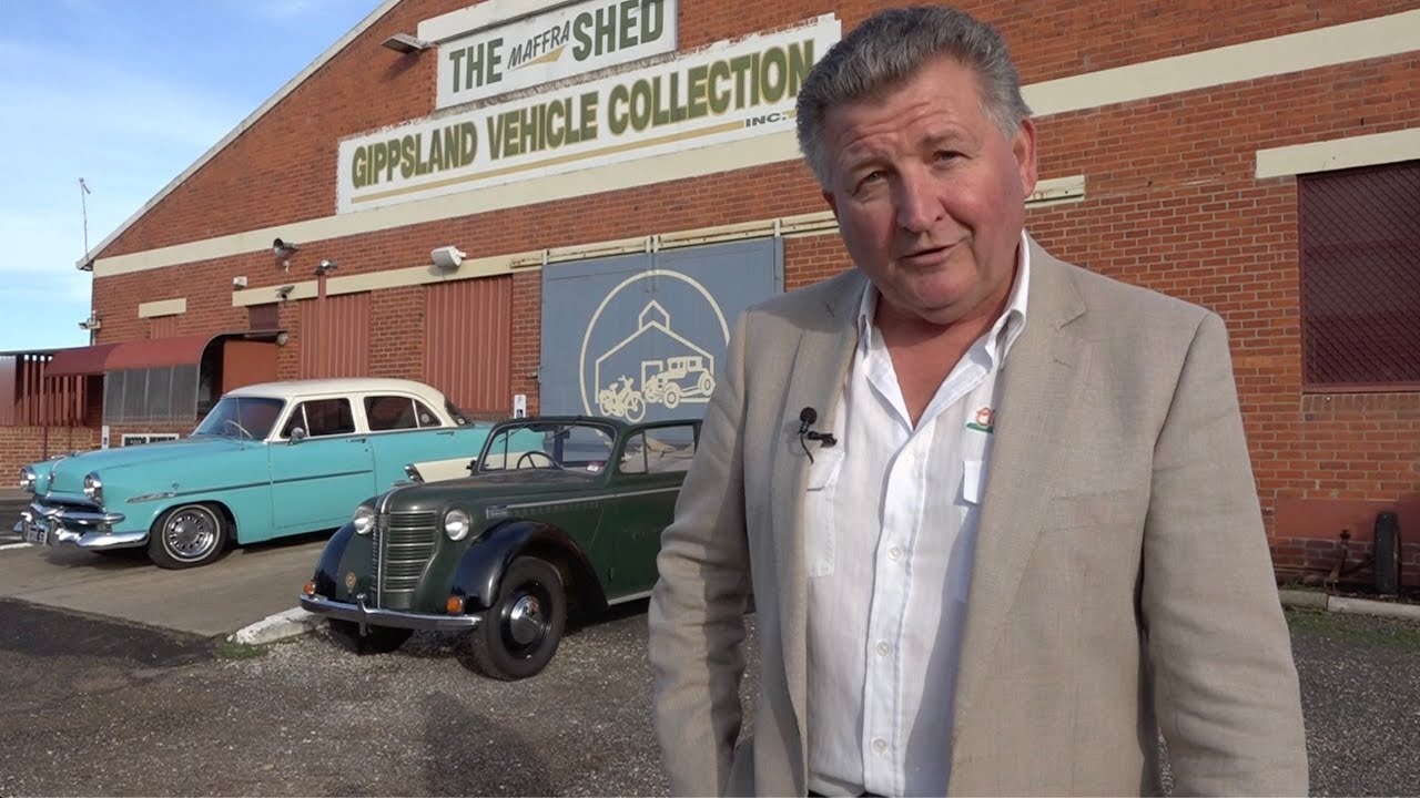 Gippsland Vehicle Collection: Classic Restos - Series 41