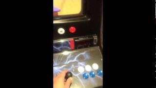 My Mame Arcade Machine Custom Built With Maximus Arcade