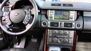 Land Rover Range Rover 4.4 Tdv8 Automaat8 Hse Navi Schuifdak Luchtvering 4x camera FULL